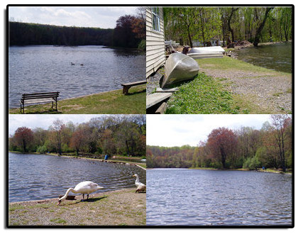 Moyers Lake & Campground